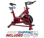 Best Fitness BFSB5R Indoor Training Cycle by Body Solid