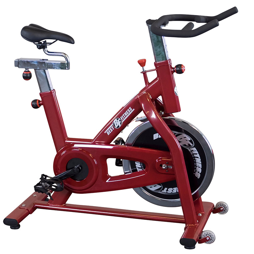 Body Solid Best Fitness Inversion Table Best Fitness Indoor Training Cycle -- Body-Solid (BFSB5R)