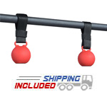 Body-Solid SR-CB Cannonball Grips for Grip Strength