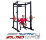 Body-Solid SPR1000 Full Commercial Power Rack for Commercial Gyms