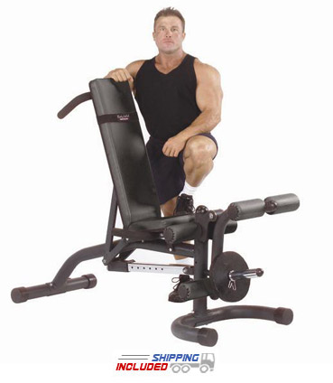 flat-incline-decline bench