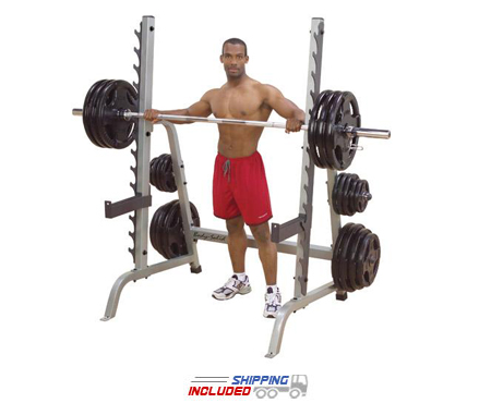 Multi-Press Rack