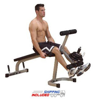powerline leg extension leg curl