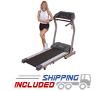 Endurance TF3I Folding Residential Treadmill by Body-Solid