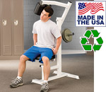 Bomb Proof BP-23 Plate Loaded 4-Way Neck Machine for Commercial Gyms