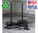 USA Made Push / Pull Weighted Workout Sled for Indoor or Outdoor Use