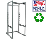Bomb Proof BP-41 Commercial Power Rack for Strength Training