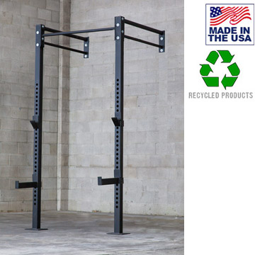 HD Series Modular Wall-Mounted Quarter Rack