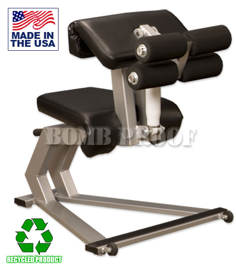 hydraulic bicep machine