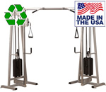Bomb Proof BP-102C Dual Stack Commercial Functional Trainer