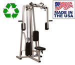 Bomb Proof BP-103 Selectorized Pec Dec / Rear Delt Combo Machine
