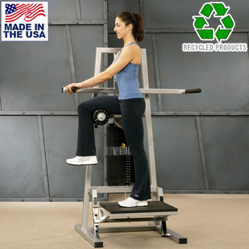 USA Made Bomb Proof BP-105 Selectorized Standing Total Hip Trainer