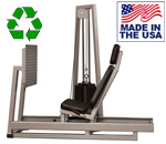 USA Made Bomb Proof BP-111 Selectorized Leg Press Machine