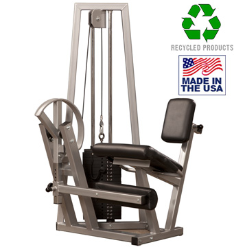 Bomb Proof BP-112 Selectorized Leg Extension Machine with 200 lb. Stack