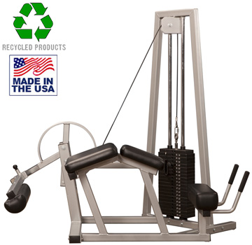 Bomb Proof BP-113 Selectorized Leg Curl Machine w/200 lb. Stack