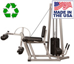 Bomb Proof BP-114 Seated Leg Extension / Prone Leg Curl Combo