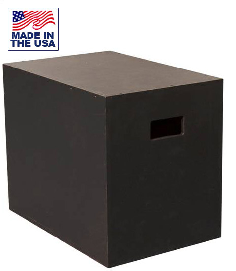 USA Made Wooden 3-N-1 Plyo Boxes