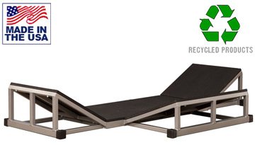 USA Made Plyo Training Ramp