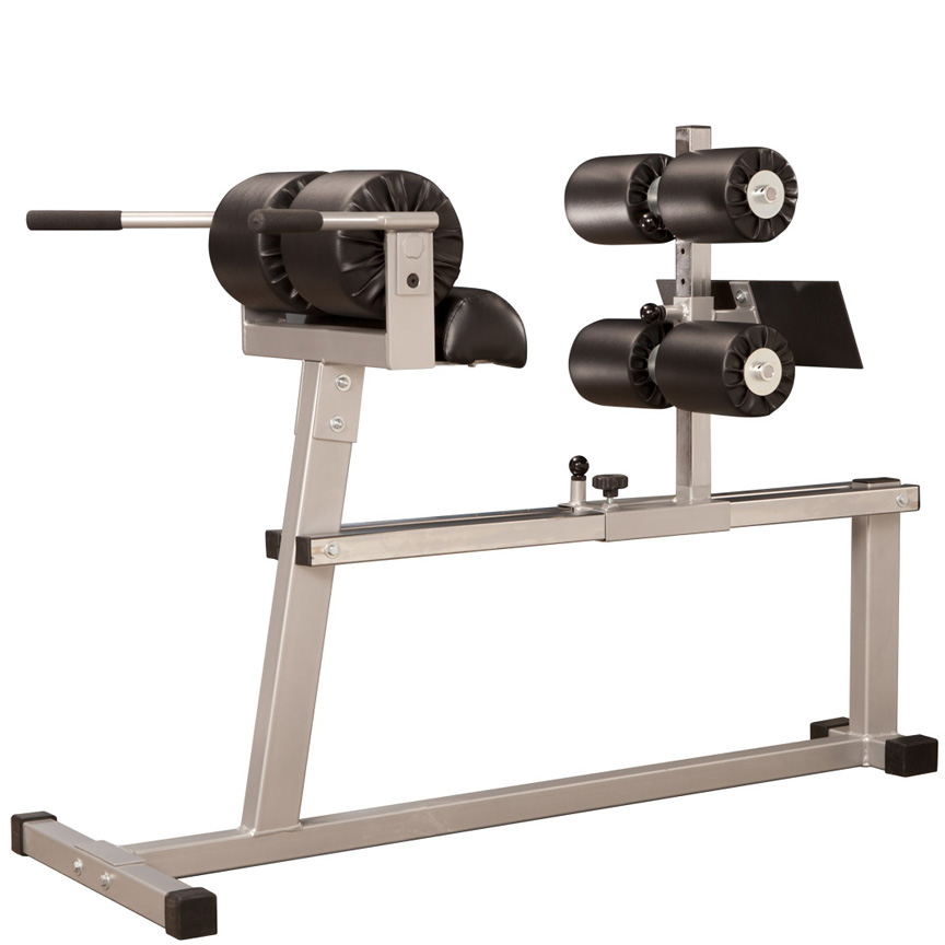 glute and hamstring machine