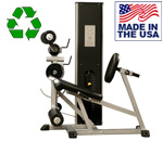 Bomb Proof BP-502 Seated Quad Extension / Seated Hamstring Curl Machine