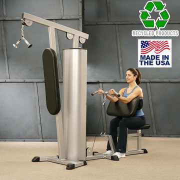 Bomb Proof BP-504 Selectorized Bicep / Tricep Training Machine