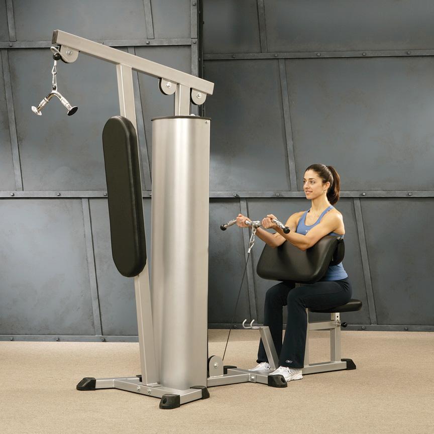 bicep extension machine