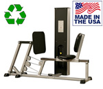 Bomb Proof BP-506 Seated Leg Press with Weight Stack