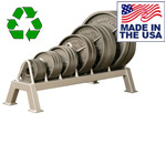 USA Made Bomb Proof BP-60 Horizontal Olympic Weight Plate Rack