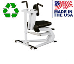 USA Made Bomb Proof BP-903 Hydraulic Resistance Lat Row and Chest Press