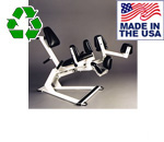 USA Made Bomb Proof BP-907 Hydraulic Resistance Abductor and Adductor Machine