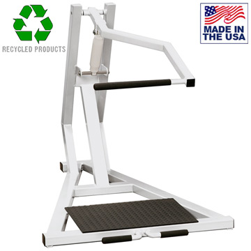 USA Made Bomb Proof BP-909 Hydraulic Resistance Upright Row and Tricep Machine
