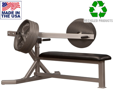 USA Made Bomb Proof BP-91 Plate Loaded Flat Chest Press Machine