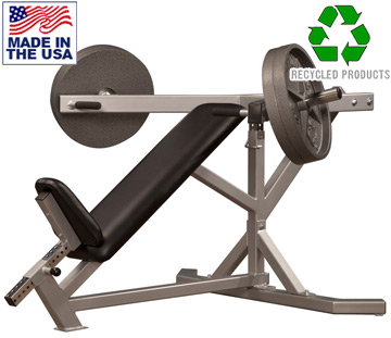 Bomb Proof BP-92 Plate Loaded Incline Chest Press Machine