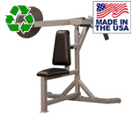 Bomb Proof BP-93 Plate Loaded Shoulder Press Machine for Commercial Gyms
