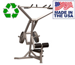 Bomb Proof BP-94 Plate Loaded High Lat Pulldown Machine