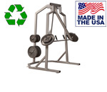 Bomb Proof BP-95A Plate Loaded Bilateral Power Press Destroyer for Commercial Gyms