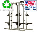 HD Series Double Sided Half Rack