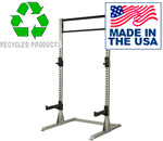 HD Series Floor Mounted Squat Stands