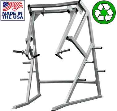 BOMB PROOF BP-95 Plate Loaded Unilateral Power Press  Destroyer for Commercial Gyms