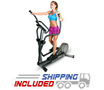 CAP CHE-2003 Programmable Elliptical Trainer for Home Use