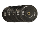 Bumper Plates and Bumper Plate Sets