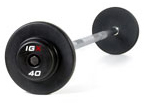 Urethane Encased Barbells