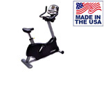 Cybex Cyclone 530c Refurbished Upright Exercise Bike