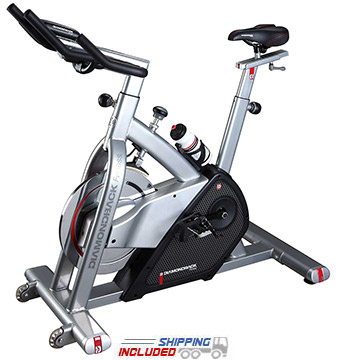 Diamondback 510lc Residential Electronic Indoor Cycle with Computer Controlled Resistance