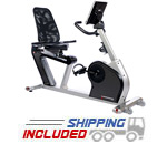 Diamondback 510Sr Residential Recumbent Exercise Bike