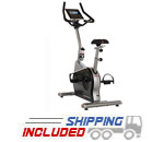 Diamondback 510Ub Residential Upright Exercise Bike w/Eddy Current Braking
