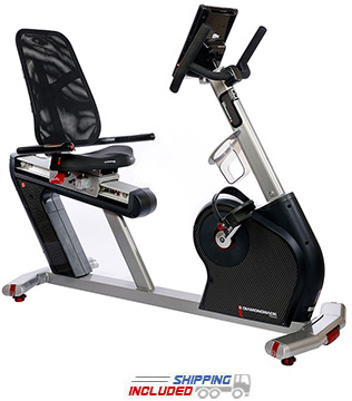 Diamondback 910Sr Residential Recumbent Exercise Bike
