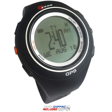 GPS Heart Rate Monitor