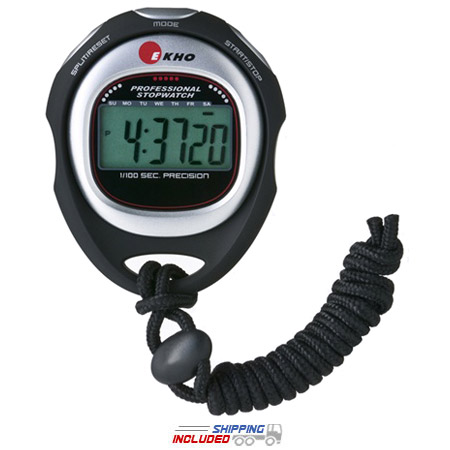 Ekho K-150 Hand Held Stopwatch for CrossFit, HIIT and Performance Training