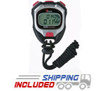 Ekho K-350 Hand Held 100 Lap Stopwatch